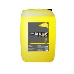 Wash & Wax Shampoo - 25 Litre