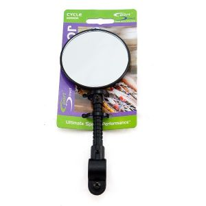 Cycle Mirror with Reflector
