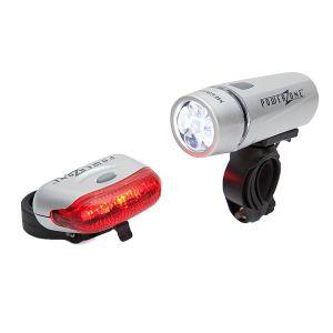 MegaWhite LED Cycle Light Set
