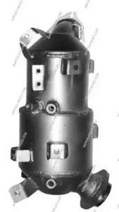 Diesel Particulate Filter (DPF) NPS T435A01