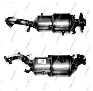 Diesel Particulate Filter (DPF) NPS T435A59
