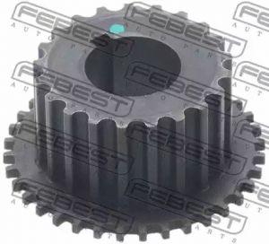 Crankshaft Gear FEBEST TES-002