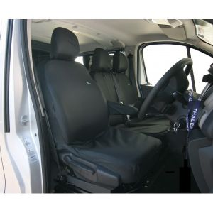 Van Seat Cover - Single - Renault Trafic/Vauxhall Vivaro/Nissan NV300 & Fiat Talento