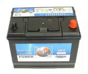 Battery 70 Ah 257x172x200mm  NPS U540L66B