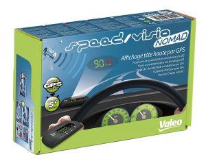 VALEO Speed Visio Nomad GPS Head Up Windscreen Display -632051