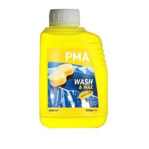 Wash & Wax - 500ml